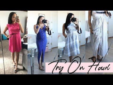 Amazon + Target Spring to Summer Clothing Haul!