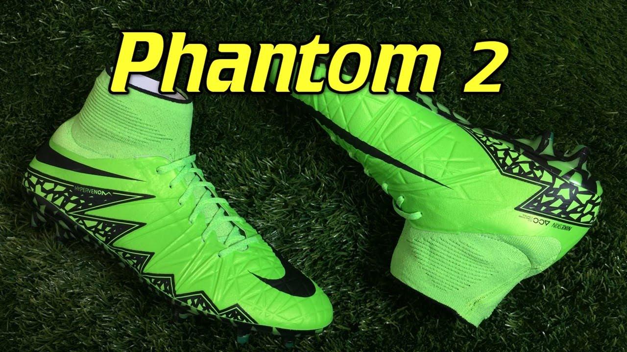 Nike Hypervenom Phantom 2 Green Strike