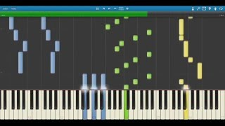 Freestylers Ft Belle Humble Cracks Flux Pavilion Remix Synthesia