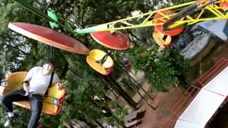 Brinquedo que Gira - Parque Cidade da Criança