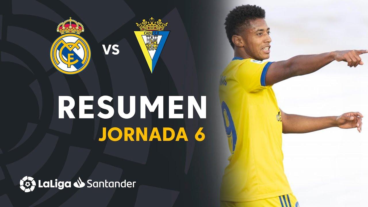 Реал  0-1  Кадис видео