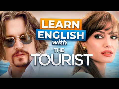 Learn English with Angelina & Johnny Depp | THE TOURIST