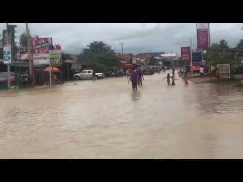 Cambodia Flood 2017