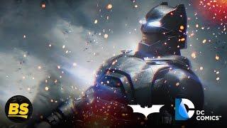 Новый Бэтмен. Сольный фильм про Бэтмена с Беном Аффлеком