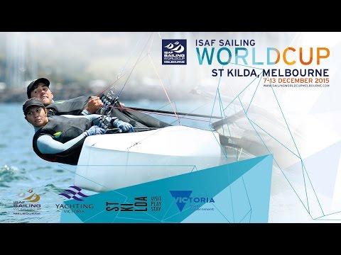 Sailing World Cup Melbourne