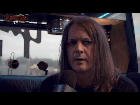 SATYRICON Interview - Bloodstock 2016