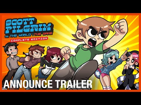 Scott Pilgrim vs. The World: The Game Complete Edition Trailer | Ubisoft Forward 2020 | Ubisoft [NA] jugar
