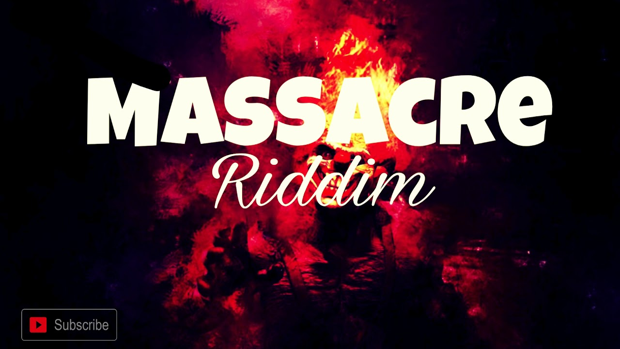 Dancehall Riddim Instrumental - Massacre Riddim December