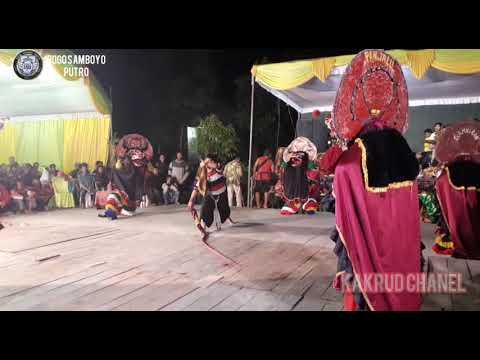 FULL Rampak Singo Barong ROGO SAMBOYO PUTRO Live Ploso Jombang