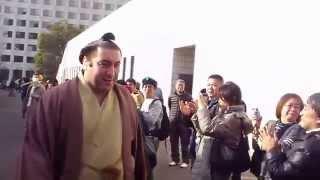 2015年1月14日、両国国技館に大相撲初場所 4日目を観戦に行きました。 1...