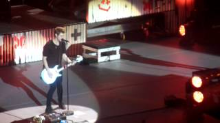 5 seconds of summer - long way home - Amsterdam rock out with your socks out tour