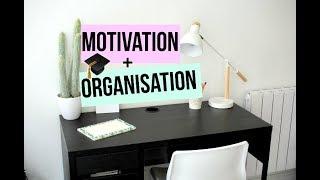 GUIDE DE MOTIVATION & ORGANISATION POUR LES COURS 2018
