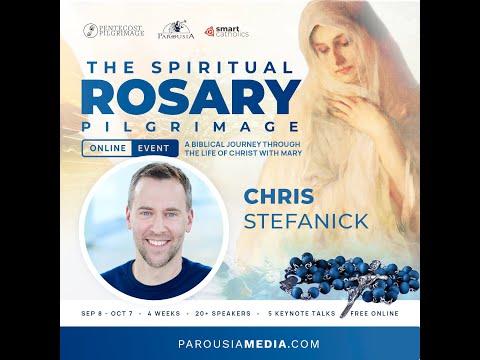 Chris Stefanick   The Spiritual Rosary Pilgrimage