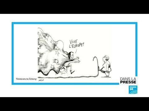 """Sur l'Europe, """"Macron et Merkel rentrent dans le dur"""""""
