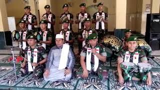"""Maulana ya maulana"" Hadrah marawis yonif mekanis 516 C/Y"