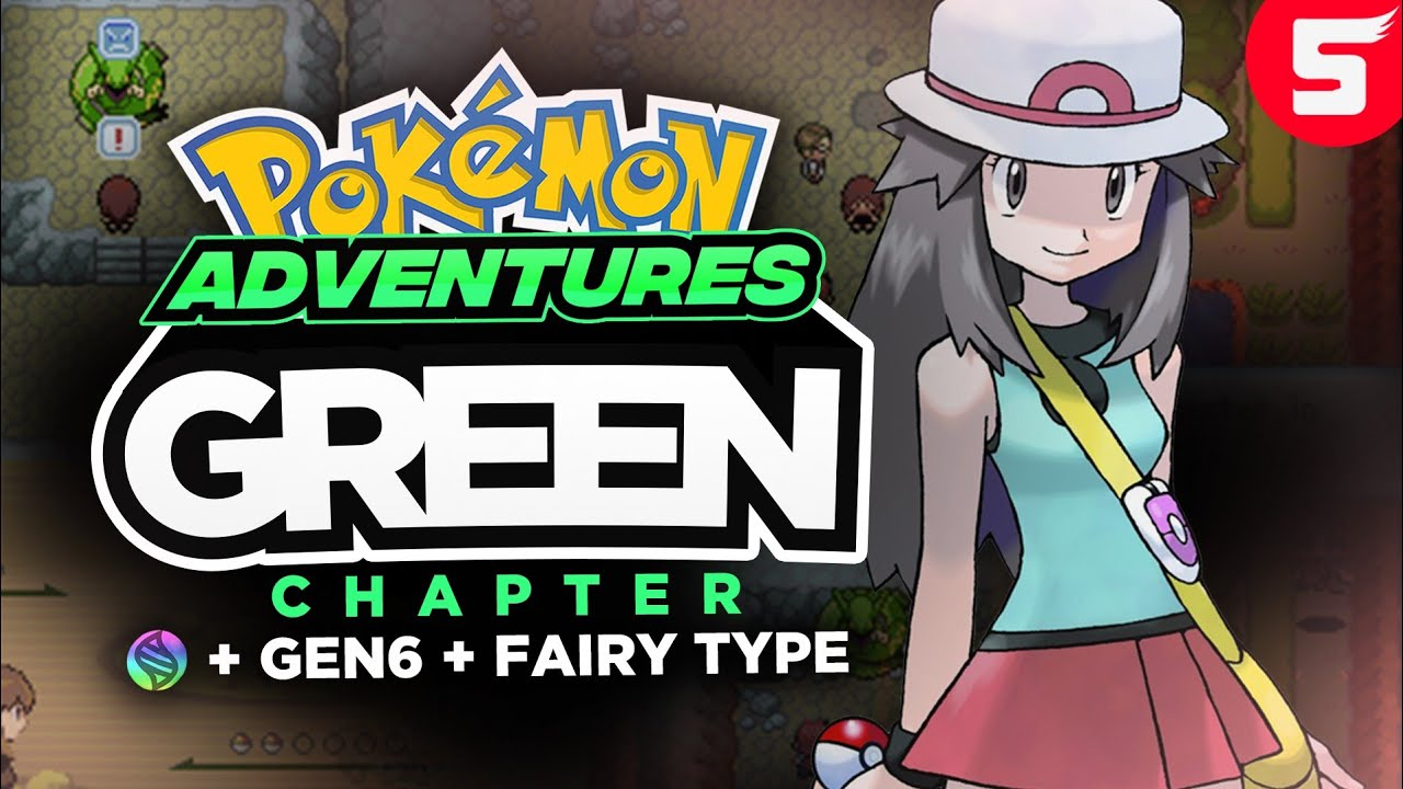 🔥 New Pokemon Gba Rom With Serena,NDS Graphics,Mega