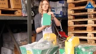 Картофелесажалка для мотоблока Зубр(Картофелесажалка для мотоблока Зубр видео со склада Компании Электромотор Киев. Контактный телефон 5000888., 2014-04-16T14:16:30.000Z)