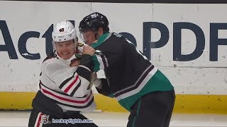 John Hayden vs Jake Dotchin Dec 5, 2018