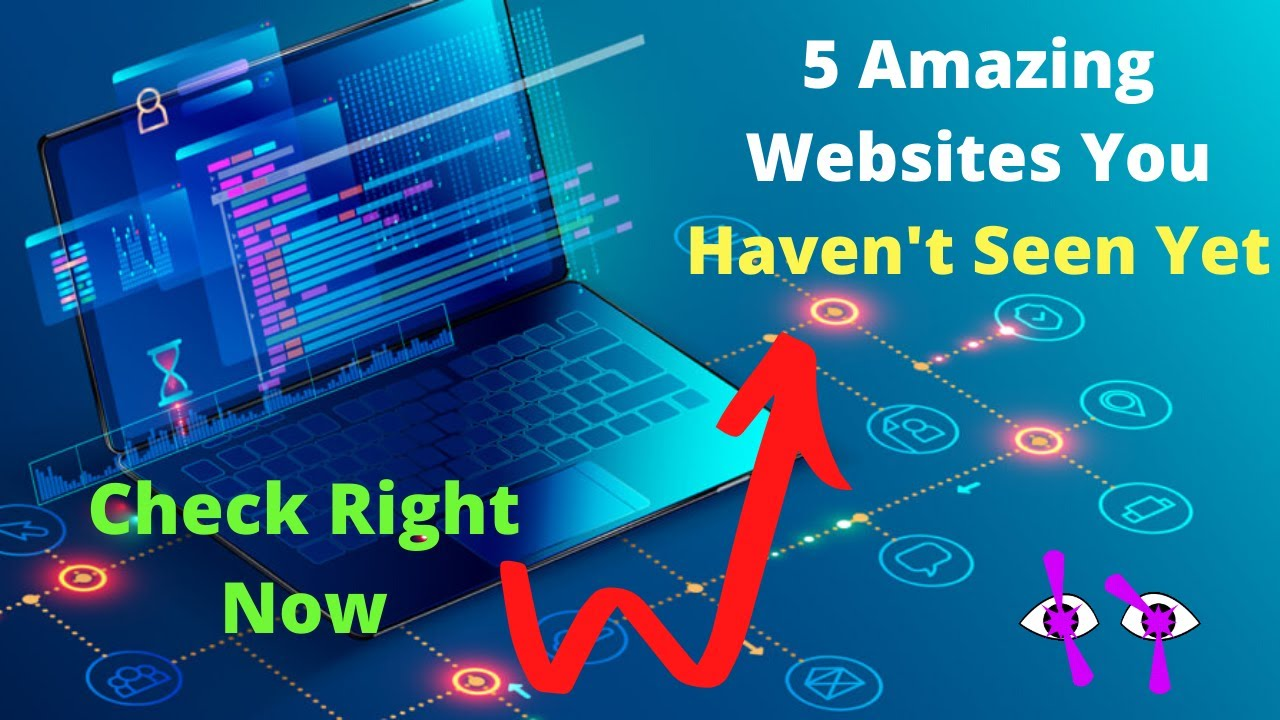 Download 5 Amazing Websites You Haven't Seen Yet !! Check Right Now