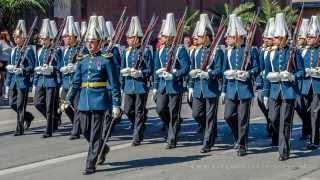 Desfile por el Bicentenario de la Batalla de Rancagua, 02.10.2014