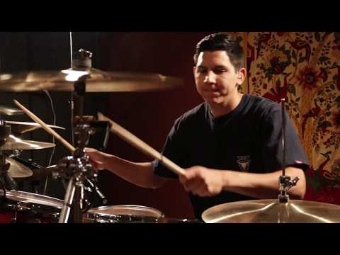The Contortionist - Godspeed - Drum Cover...