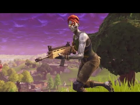 22 Kill Solo Vs Squad Console Player Fortnite Battle Royale