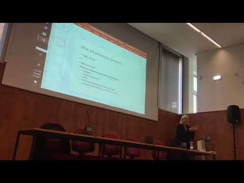 """Lorna Smith Benjamin – """"The Making and Unmaking of Personality Disorders"""" (2017 Lecture)"""