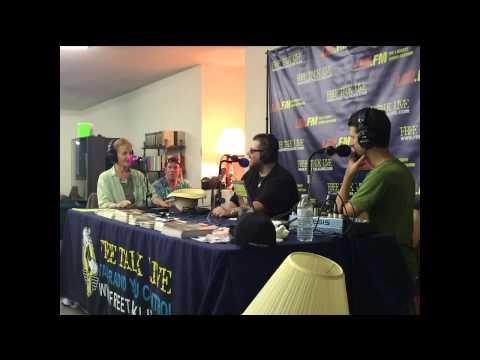 Ian Freeman, Free Talk Live, interviews Lyn Ulbricht at Porcfest