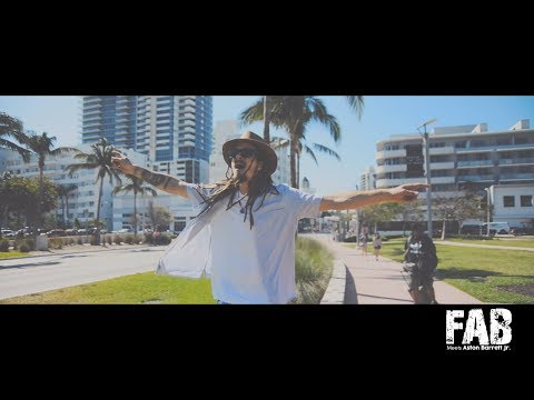 FAB Meets Aston Barrett Jr. - Can't Stop The Feelin'  [Official Clip Video]