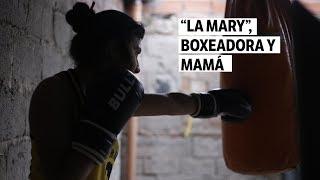 El desafío de ser madre y boxeadora, conocé la historia de