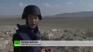 Корреспондент РФ побывал в захваченной ИГИЛ Пальмире  Сирия сегодня 2015