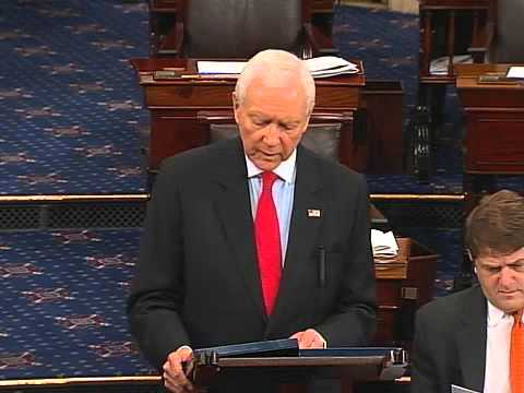 Hatch Calls on Senate to Pass Bill to Grant Russia Permanent Normal Trade Relations