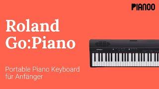 Digitalpiano für Anfänger - Test: Roland Go:Piano