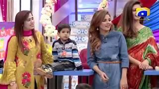 Geo Subah Pakistan with Shaista Lodhi | 18 January 2018 Full HD | Harpal Geo TV