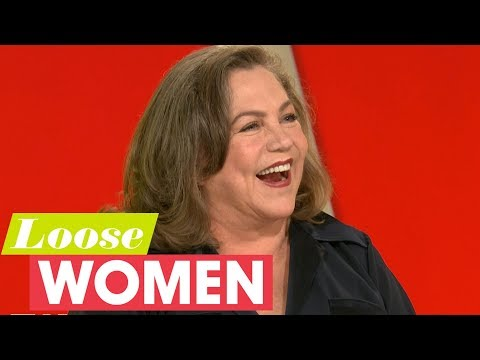 Kathleen Turner Had Quite a Flirtation Going With Michael Douglas | Loose Women