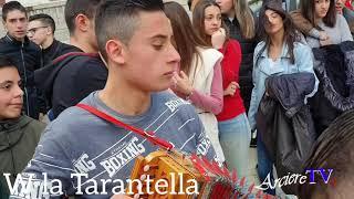W la Tarantella. San Valentino 2020 piazza Italia Reggio Calabria