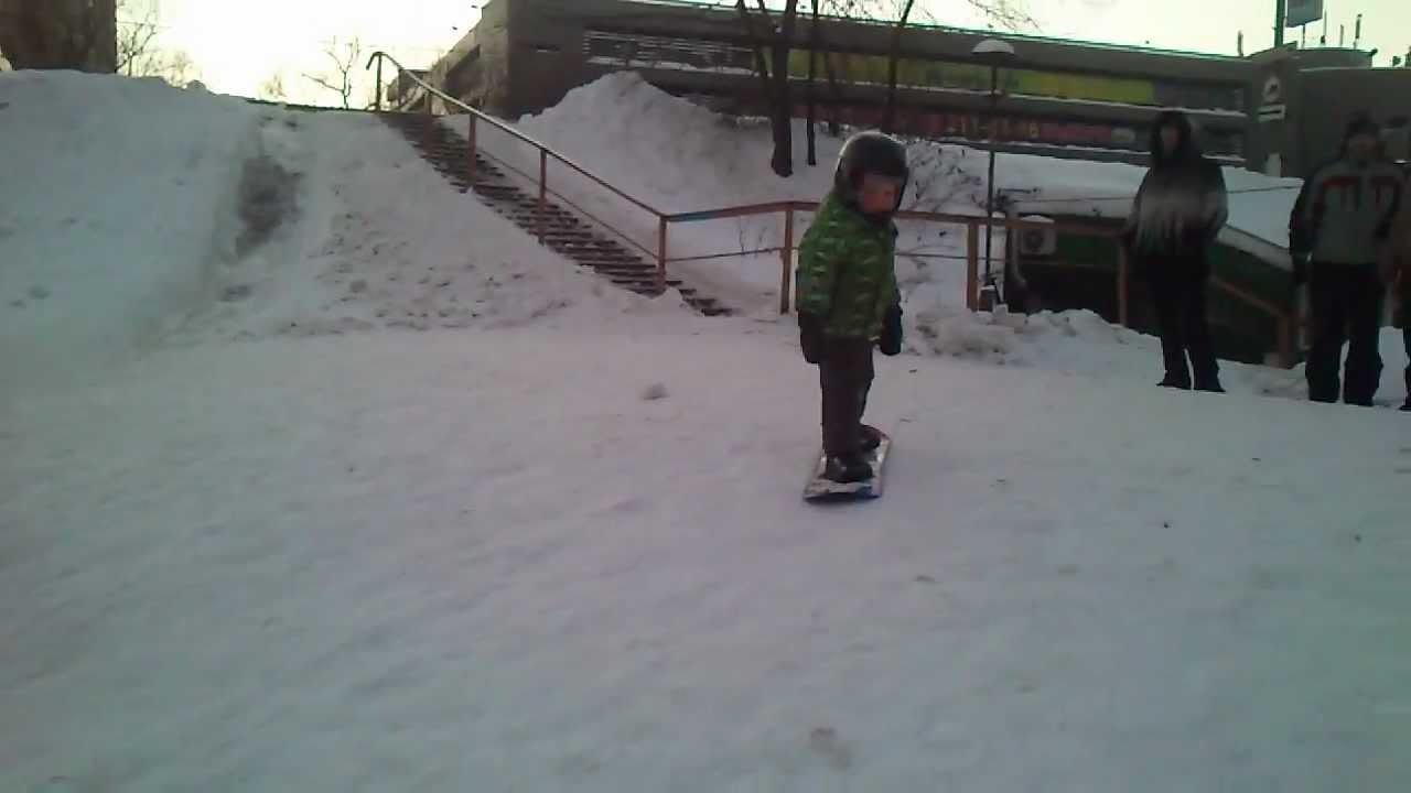 Как выбрать детский сноуборд для самых маленьких  - YouTube 577cc5e1865