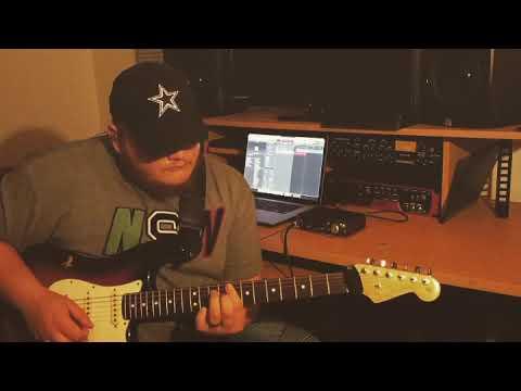 After Dark - Drake (Guitar Cover)