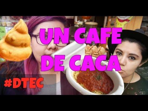 Un Café de Caca en Corea (Poop Cafe Korea): El Mundo A Mordidas ♥ #DTEC