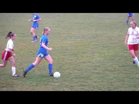 Grace Prep Girls Soccer @ Northumberland Christian School - September 29, 2020