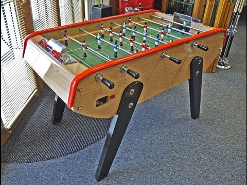 Bonzini Football Tables YouTube - Bonzini foosball table