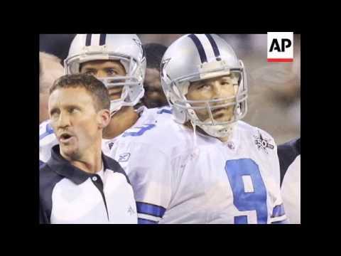 Dallas Cowboys quarterback Tony Romo suffered a broken collarbone in Monday night