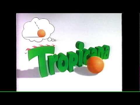 "Tropicana – ""Wake Up"" {+Narration} (1989?)"