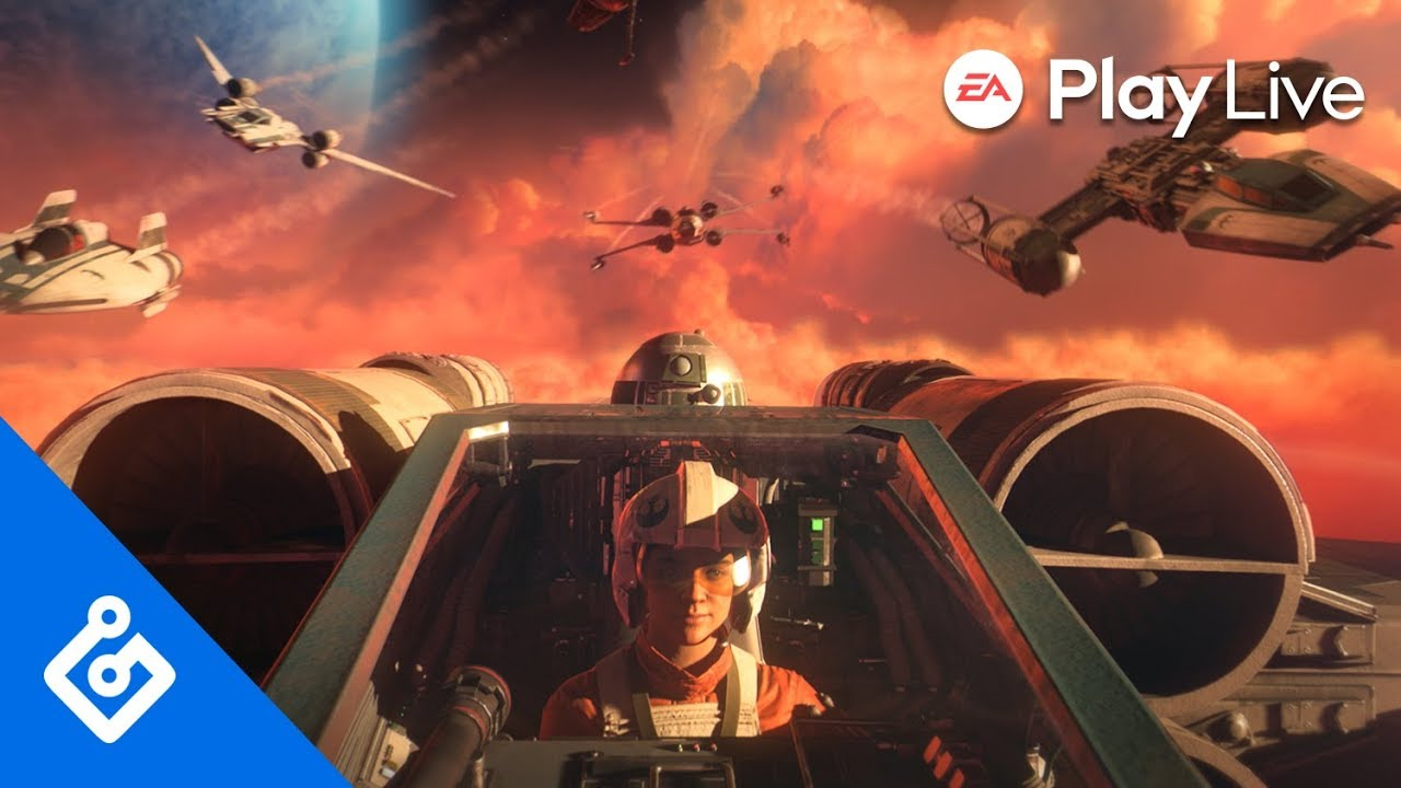 How to watch the EA Play Live event online