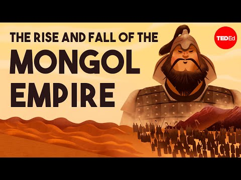 Video image: The rise and fall of the Mongol Empire - Anne F. Broadbridge