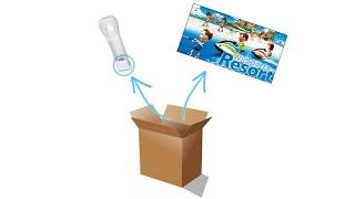 Unboxing Wii sport resort + Wii motion plus [Français]