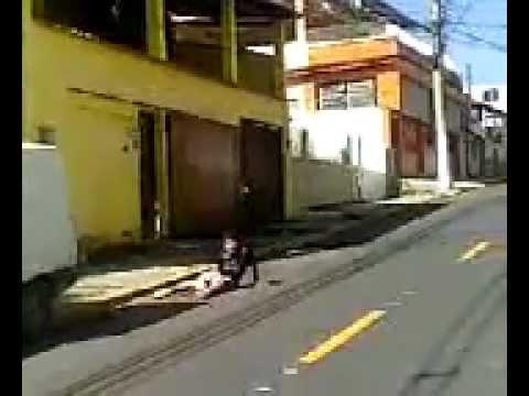 Jean  e Gustavo Rua da Itabira FAIL!