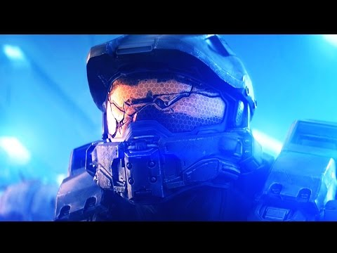 Halo 5: Guardians - Ending + Evil Cortana Attacks The Galaxy
