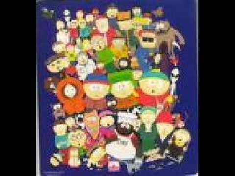 Cartman singing (in the ghetto)