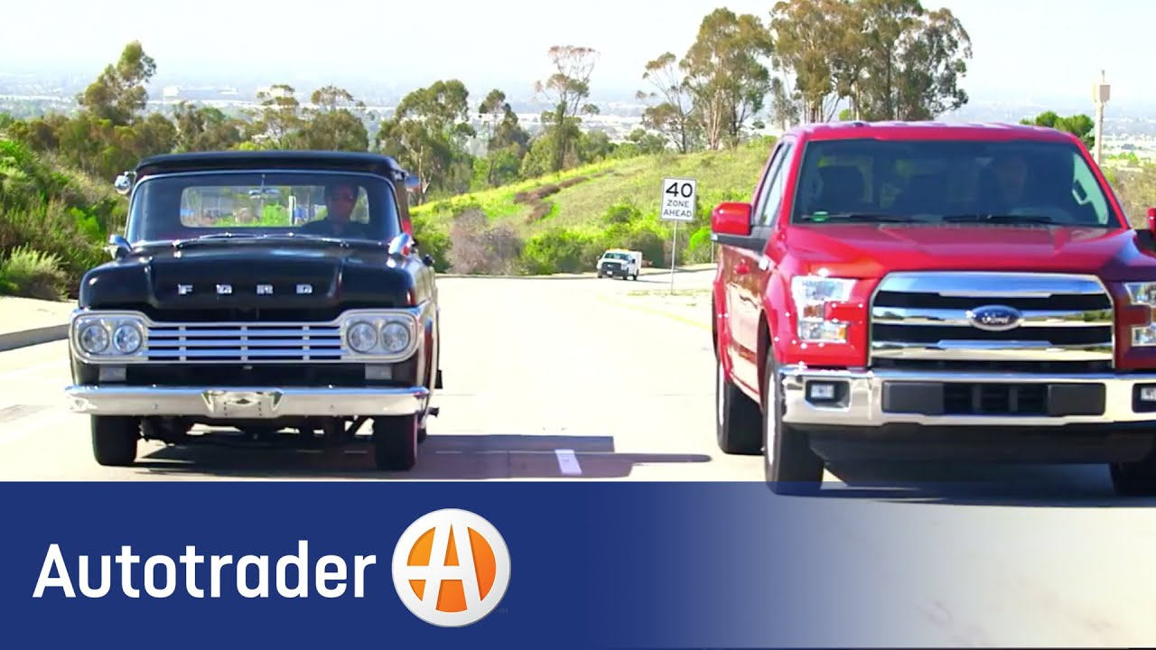 Ford F-150 | New vs. Classic | Autotrader - YouTube